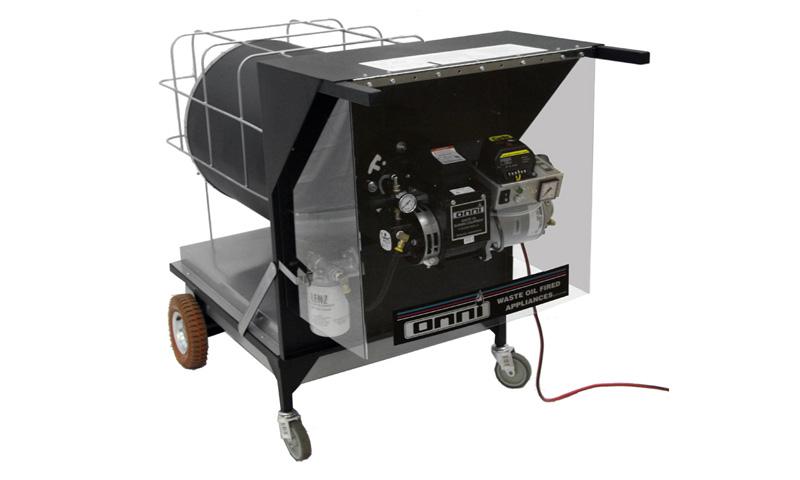 Portable Waste Oil Heaters Omni Radiant Oil Heater