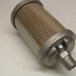 Muffler Filter (Old Style) - Part 10284 7.7 oz. dry weight 23.73