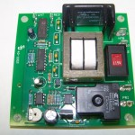 Pre Heater Circuit Board - Part 10017  8 oz. 250.00 (top view)