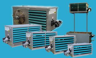 OMNI Waste Oil Heaters