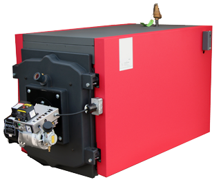 OMNI Waste Oil Boiler