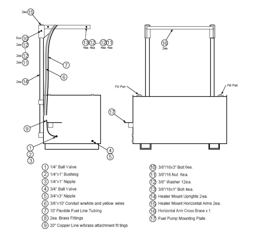 econo omni heat diagram wiring diagrams